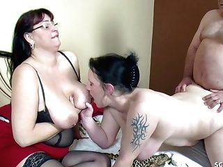 Old Gross Fatty German Duo At Xozilla Porno Movies