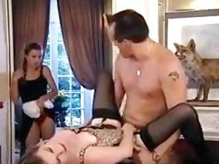 Horny Homemade Matures, Handballing Fuck-fest Scene
