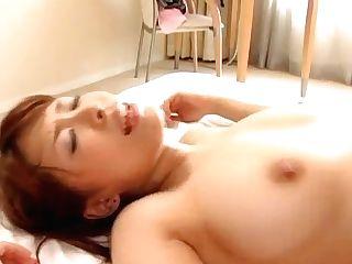 Shizuku Natsukawa Has Meaty Cans Fondled - More At Hotajp.com