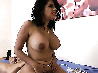 Awesome Big-titted Natural Whore Kesha Ortega Loves Pussy-smothering And Rear End