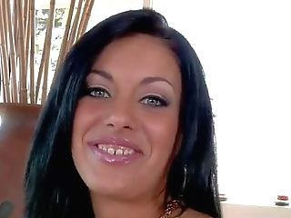 Angelica Raven Is A Beautiful Dark Haired Stunner With Flawless
