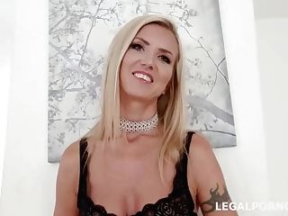 Alina Lengthy Is Getting Doublefucked In The Middle Of The Day And Lovin' Every 2nd Of It