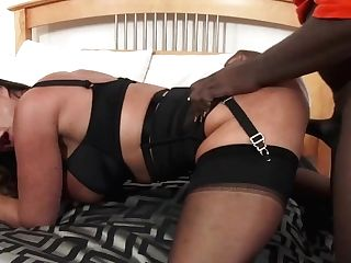 Mdds Big Tit Cougar Aubrey Black Interracial Internal Cumshot Fuck