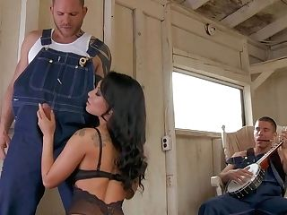 Fucky-fucky Obsessed Asian Stunner Asa Akira In Boots Has Crazy