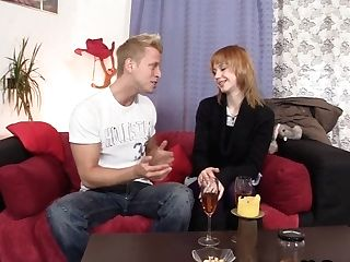 Friends Step-brother Licks And Fucks Her Cheating Cunt