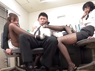 Fabulous Japanese Chick In Horny Hd, Threesome Jav Movie
