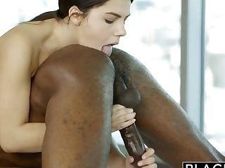 Valentina Nappi - Rimming Black Ass-hole