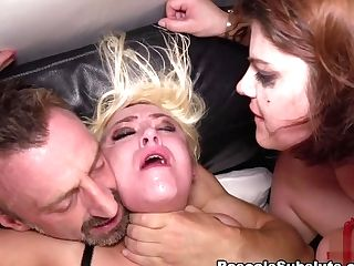 Candice Banks & Lucia Love In Candice - Pascalssubsluts