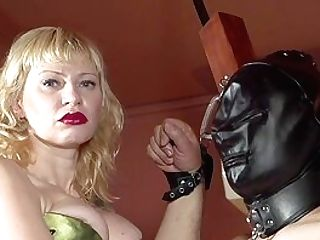 Fem Dom With A Matures Who Wants To Hurt Her House Boy
