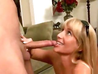Mom With Hot Hefty Melons In Dick Sucking Adult Flick