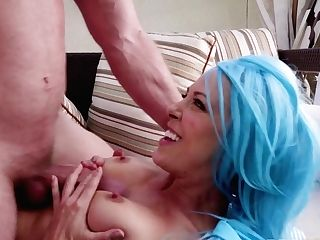 Cherie Deville & Kyle Mason In Costume Play With My Backside - Brazzersnetwork