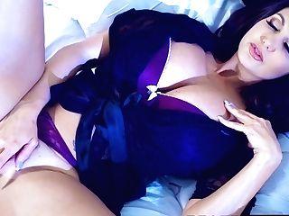 Horny Adriana Chechik Loves Gobbling Ava Addamss Fleshy Twat