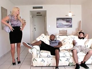 Fabulous Adult Movie Star Karen Fisher In Finest Matures, Interracial Hook-up Scene
