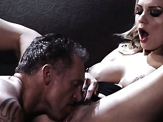 Zealous Kenzie Taylor Perceives Right About Topping Her Stud This Night