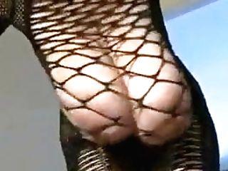 Giant Tits Matures Mv Dances In Fishnets
