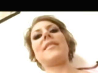 Horny Brief Hair Cougar Loves Jizz-shotgun Bvr