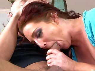 Appetizing Red-haired Savannah Fox Is S Dick Greedy Promiscuous Babysitter
