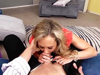 Brandi Love Is An Excellent Foot-fixation Wifey Danny Wylde