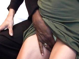 Milky Fuckbox Longing A Black Dong