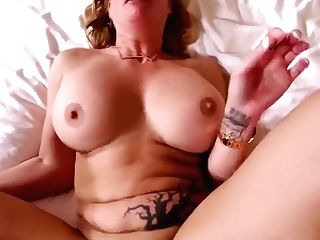 Nymphomaniac Big Titties Mummy Gets Internal Ejaculation